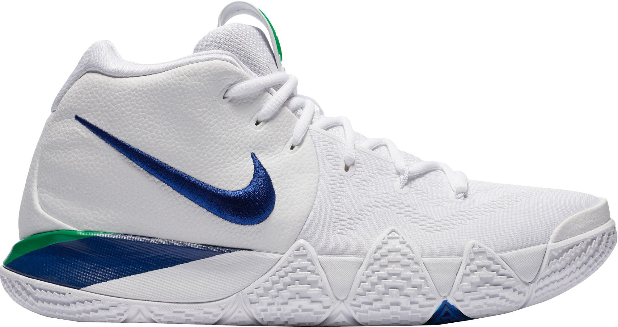 reputable site 90a71 7e765 Nike Kyrie 4 Basketball Shoes | Products | White basketball ...