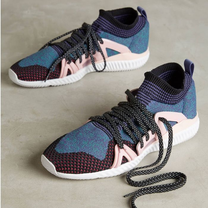 The Ten Best Women s Cross Training Shoes -  7 Adidas by Stella McCartney  Bounce Sneakers  rankandstyle 5f1fe44c0b05