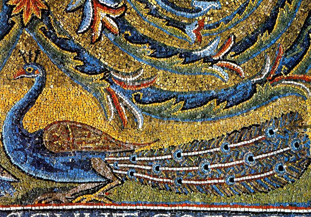 Rome: Mosaic from the Basilica of San Clemente