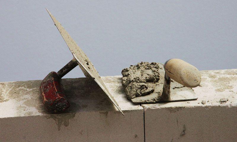 M rtel und beton mischen die richtige mischung macht s for Beton haus bauen