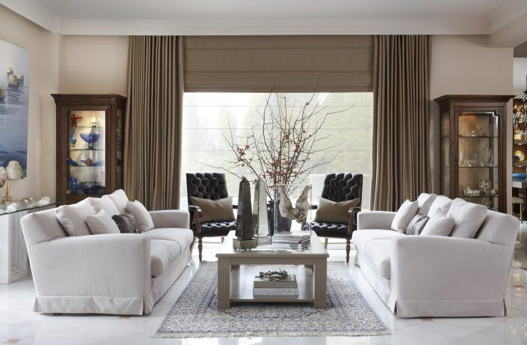 Fotos de Cortinas para Sala roman shades Pinterest Window - ideas de cortinas para sala