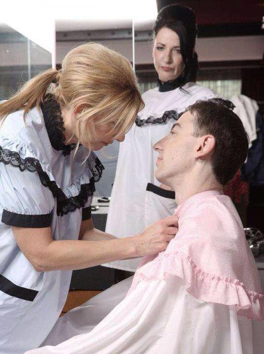 Barberettes Barber Pinterest Salons Hairdressers