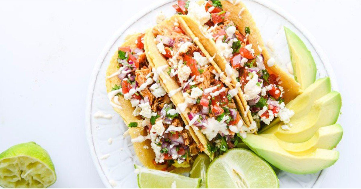 31 Taco Recipes That Prove You Can Eat Tacos For a Month Without Getting Bored