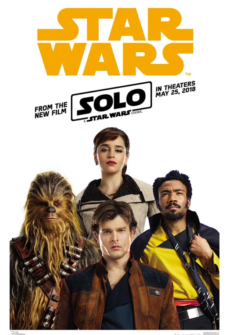 I LOVED SOLO IDC WHAT ANYONE SAYS ITS AMAZING