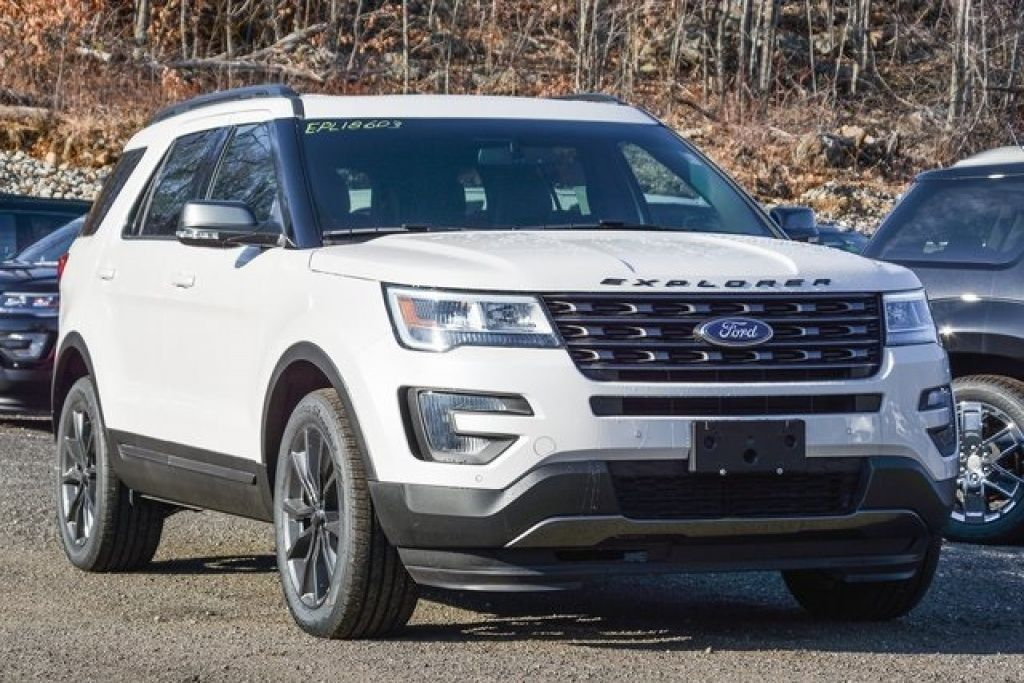 New 2017 Ford Explorer For Sale or Lease Near Waterbury