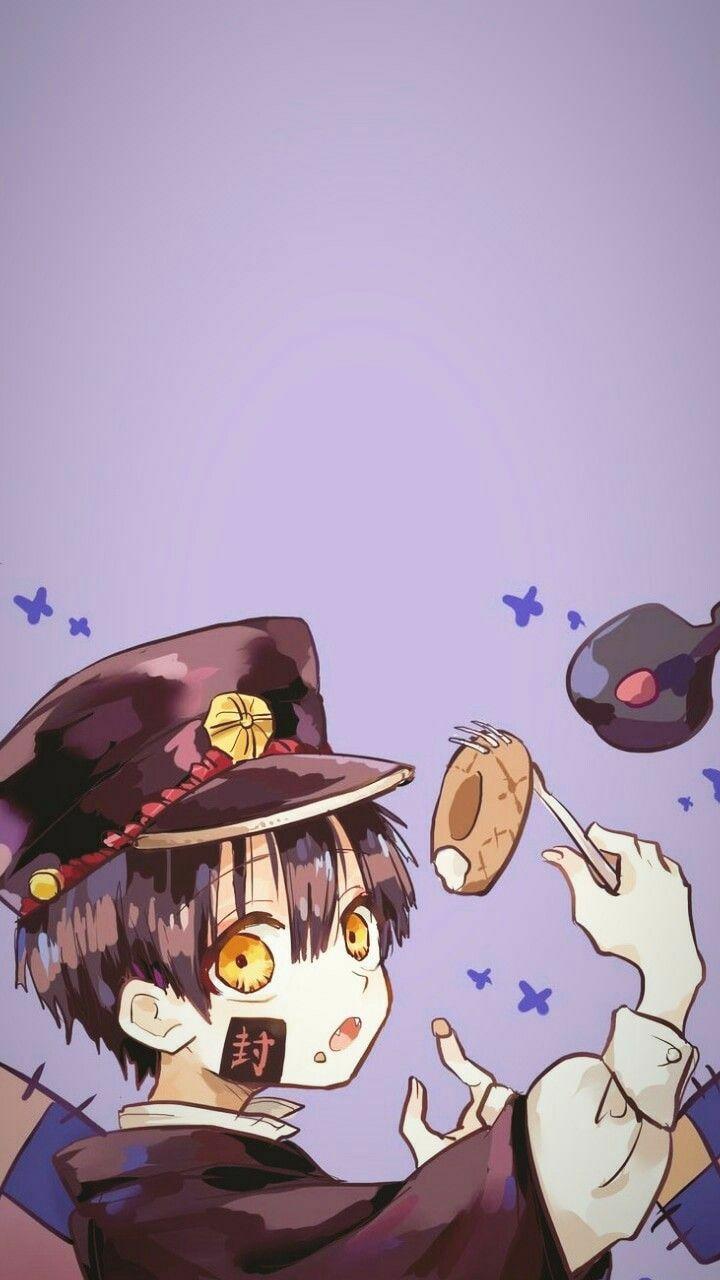 Imágenes de 👻Jibaku Shounen Hanako-kun 👻