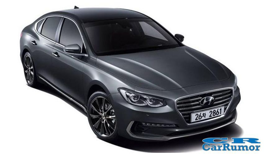 2018 Hyundai Azera Limited Release Date Redesign Price And Specs