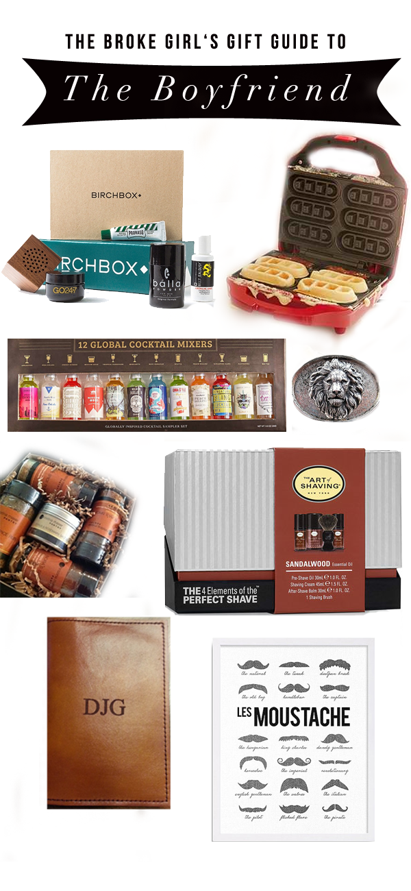Gifts For Boyfriends Under 50 Christmas presents for