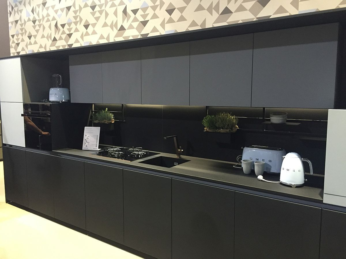Dashing and exclusive kitchen design from Maistri at Milan 2016 ...