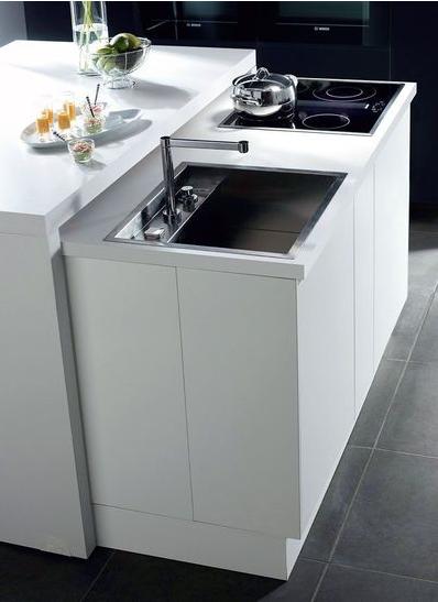 aménagement petite cuisine : 12 idées de cuisine ouverte | mini
