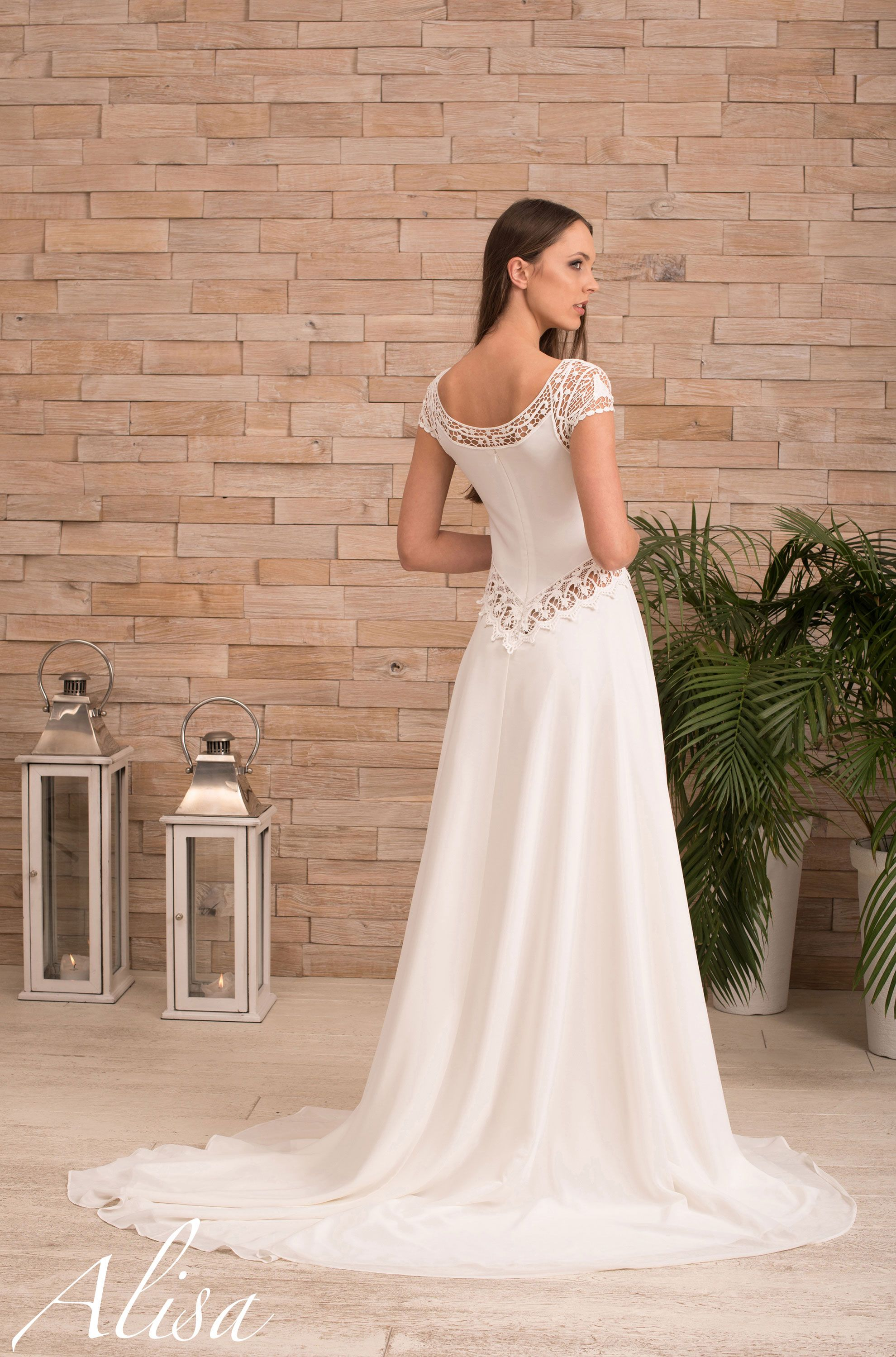 Sophie wedding dress collection Boho Dream by Alisa fashion designer to by at www.alisa.fr