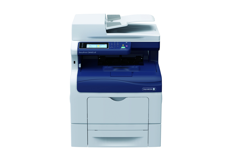 Fuji Xerox Docuprint Cm405 Df Multifunction Printer Wireless Printer Red Hat Enterprise Linux