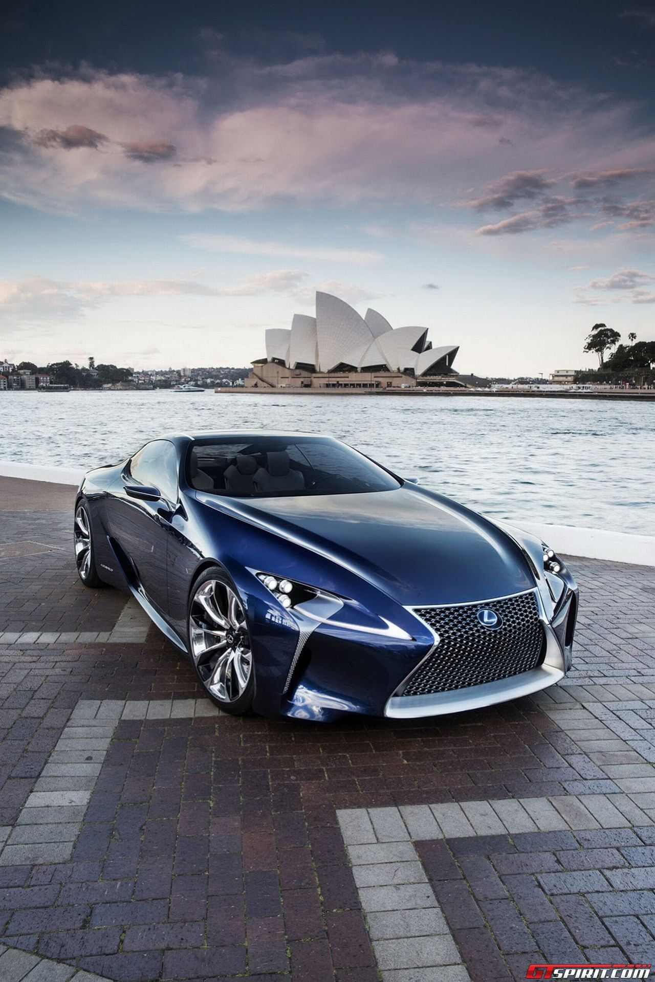 Lexus has recently released the very first presentation