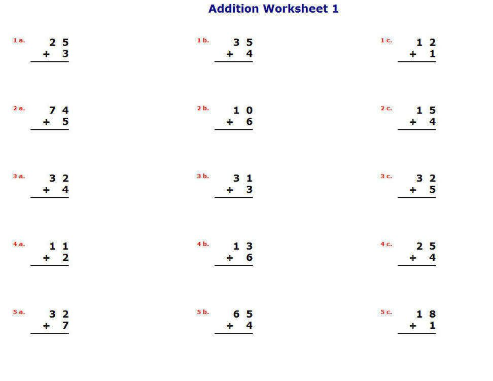 Math worksheets free printable k5 learning launches center