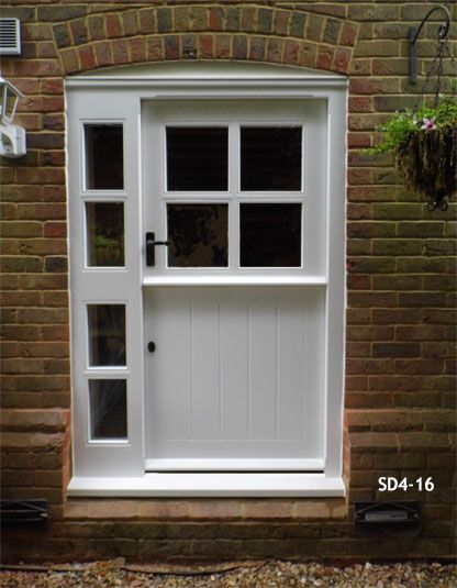 White Stable Front Door Home Front Door Pinterest Doors