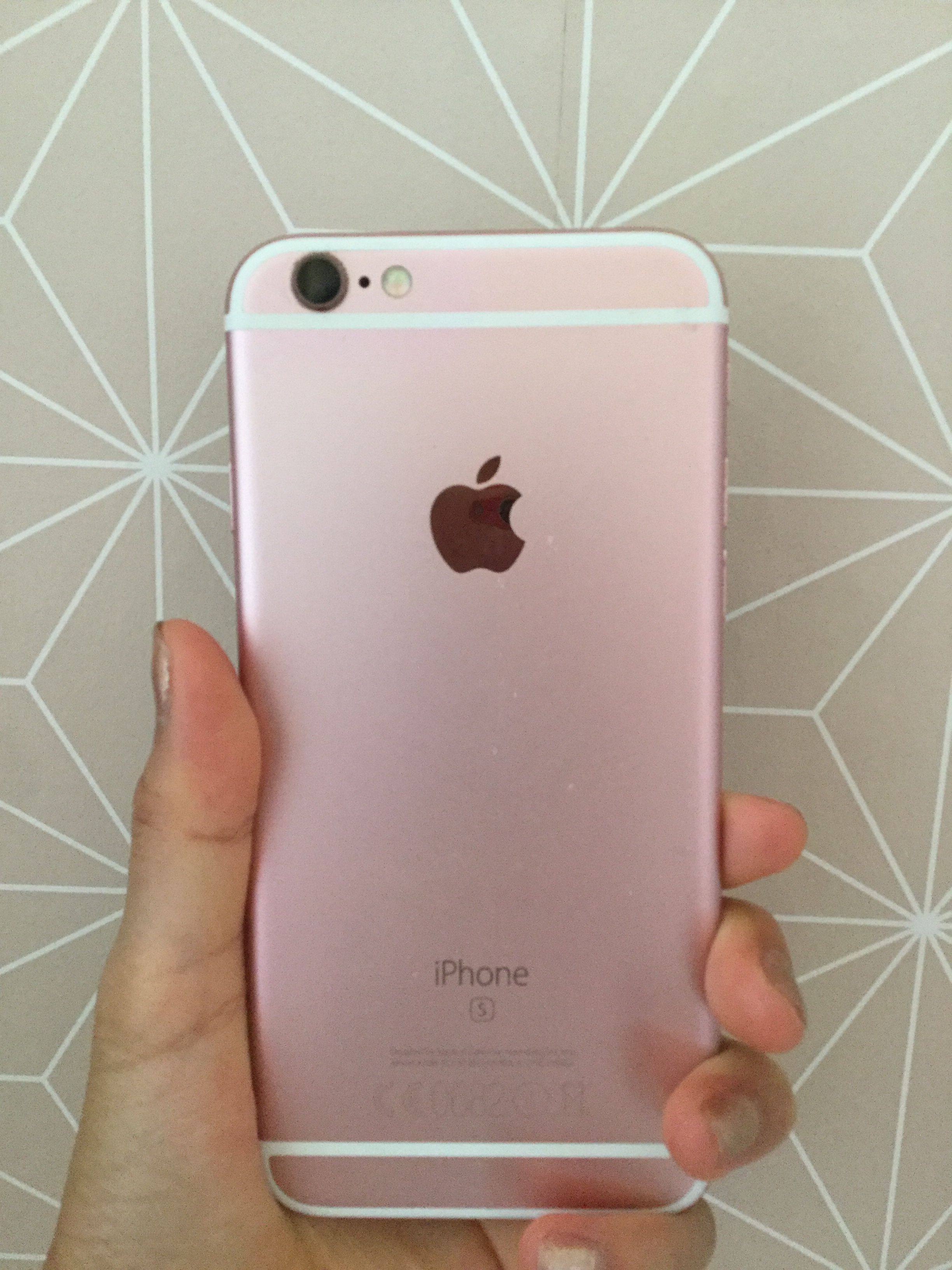 Iphone 6s Rose Gold Avec Images