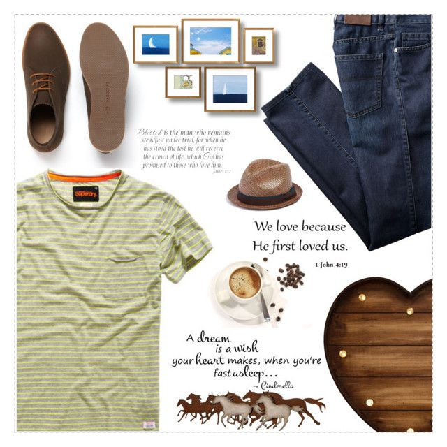 """""""Men's Fashion"""" by salihovic-nihad ❤ liked on Polyvore featuring Superdry, Lacoste, Paul Smith, men's fashion and menswear"""