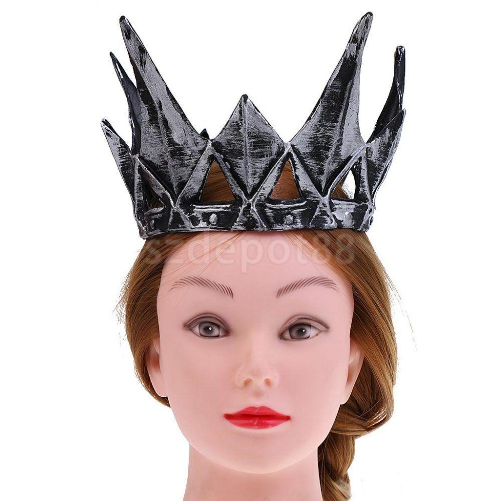 Vintage Crown Headband Halloween Costume Fancy Dress Party Hair Accessories #crownheadband