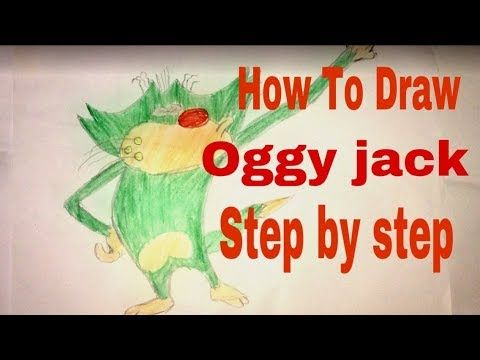 How To Draw Zig Zig And Sharko Youtube Drawings Step By Step Drawing Draw