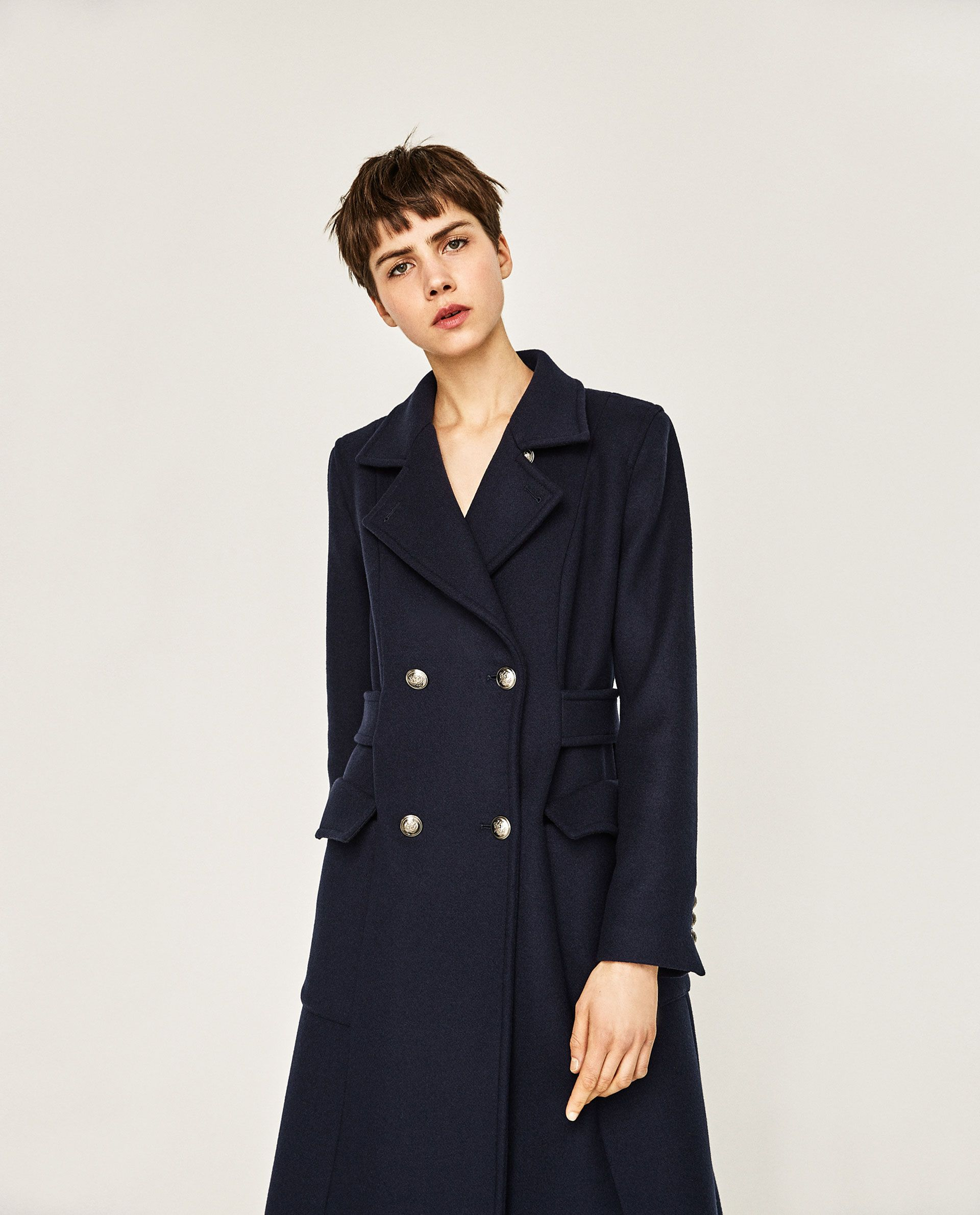 Como hacer un abrigo largo de mujer