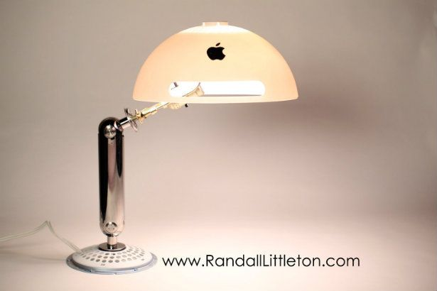 Etsy Office Supplies To Make Your Workspace More Eco Friendly Imac G4 Lamp Desk Lamp