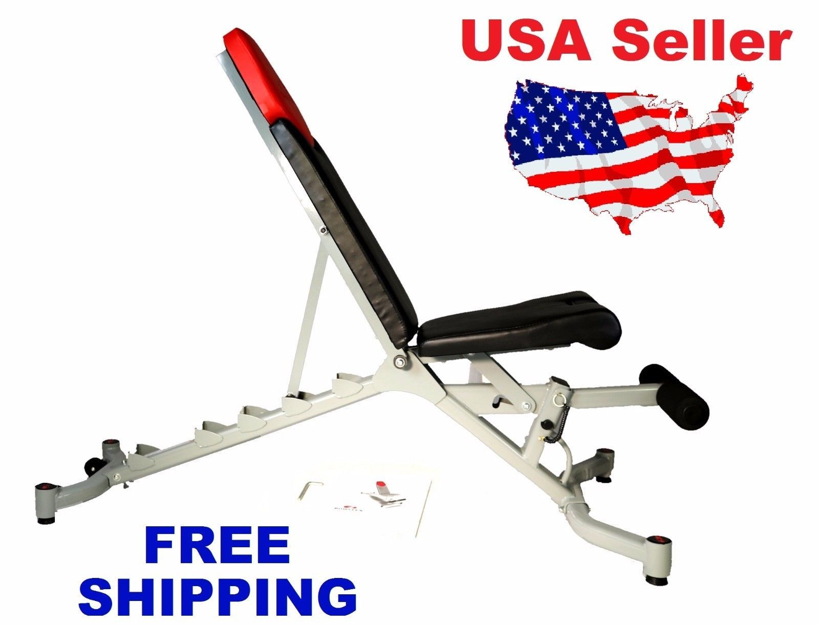 Bowflex Selecttech Adjustable Weight Bench 5 1 Incline New In Box Ebay Adjustable Weight Bench Bowflex Weight Benches