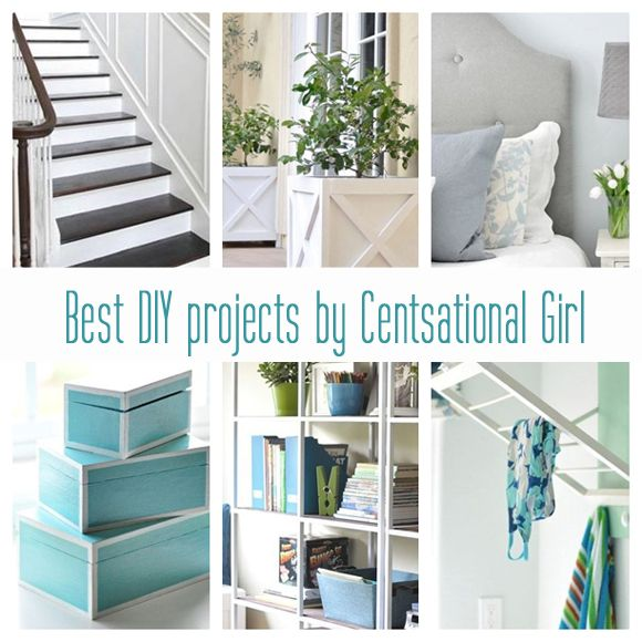 Centsational Girl Popular DIY Projects » Centsational Girl Hmm - Como Decorar Mi Casa