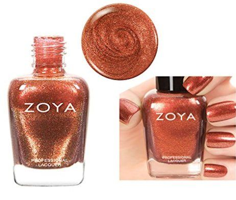 Zoya Nail Polish 2014 Collection Autumn