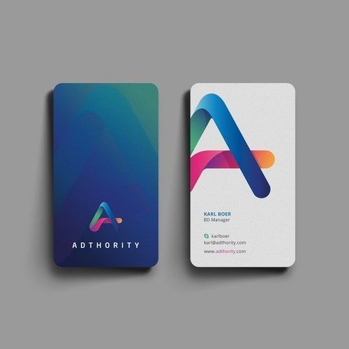Business Card Design Ideas and Inspiration: To help you decide on the style and design or your business card we have put together a gallery of cool business card ideas and inspiration. #business #card #design #ideas #inspiration #templates