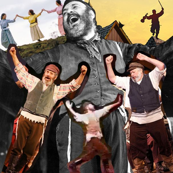 50 Facts About Fiddler On The Roof On The Musicalu0027s 50th Anniversary