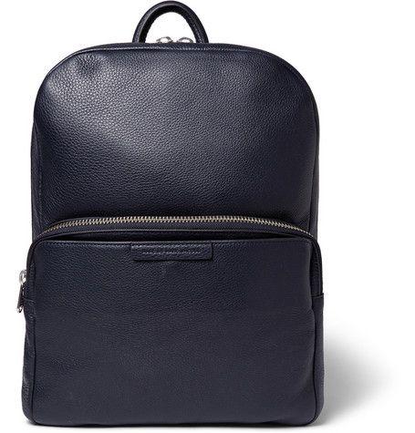 MR PORTER | Designer fashion for men | Leather backpack, Leather, Bags