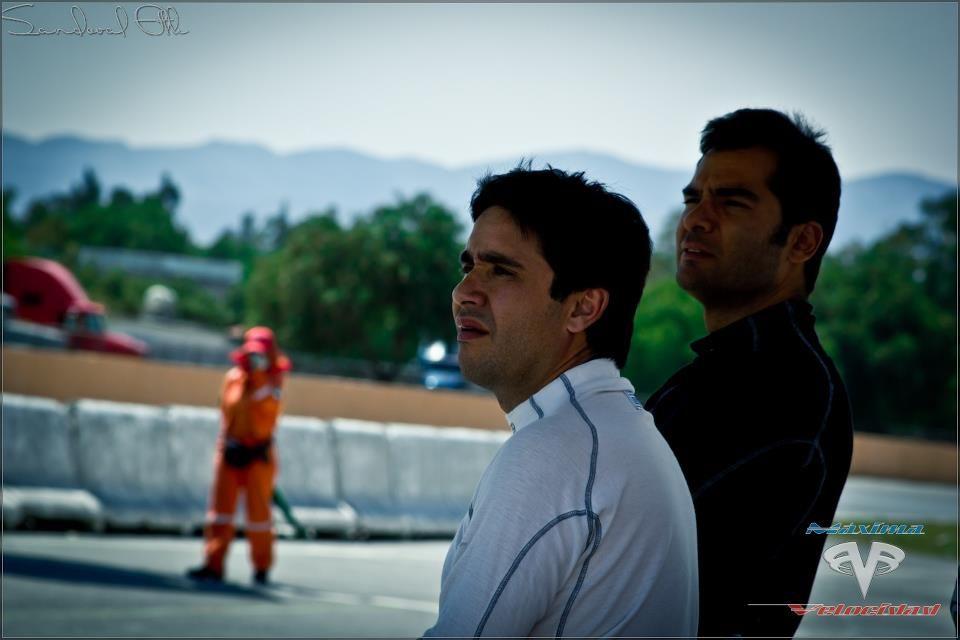 Los pilotos @guayo22 @Ricardopl2 del equipo #AuditorService desde #SanLuisPotosi @sanluistwittea