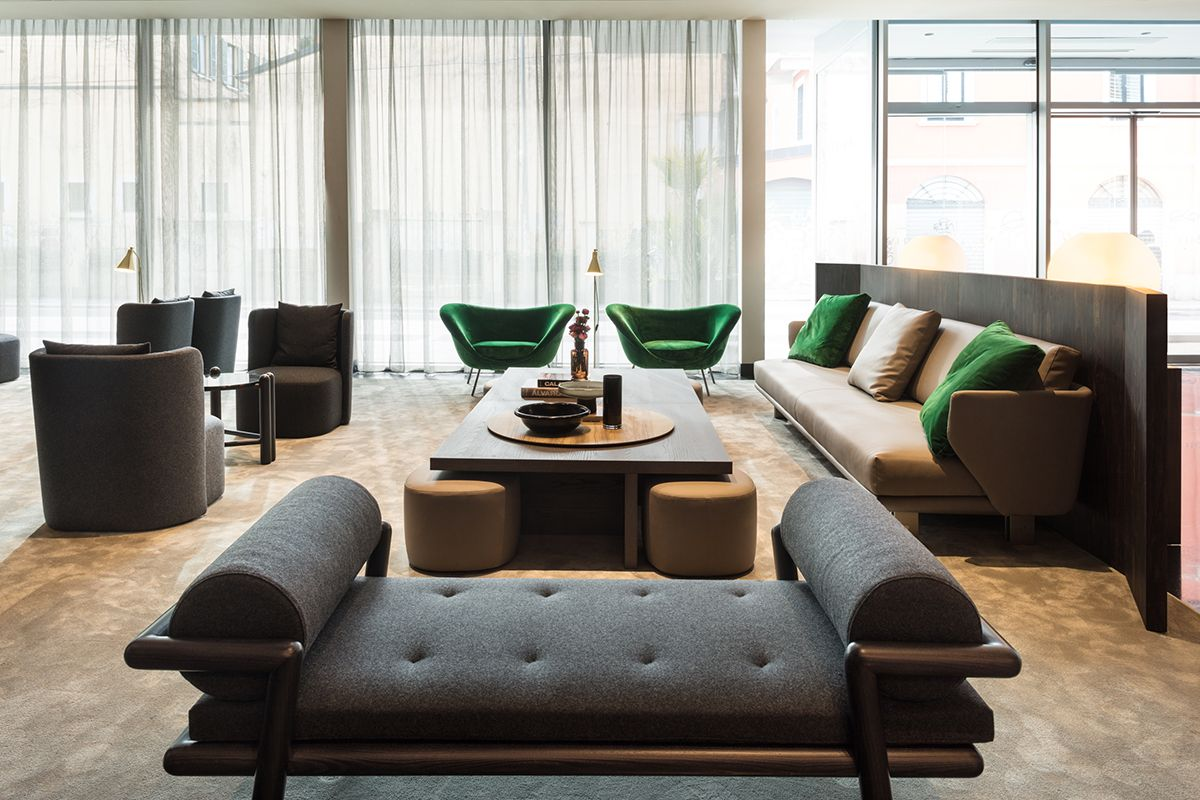 Set in the heart of the emerging porta volta neighborhood hotel viu milan manages to