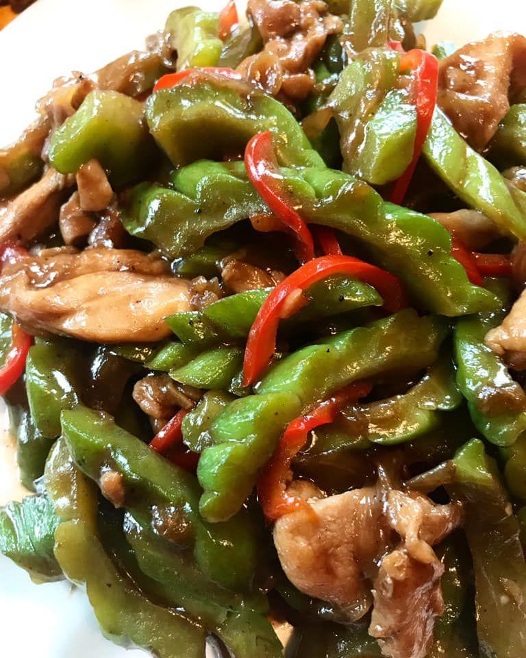 Casa Baluarte Filipino Recipes Chicken Ampalaya Filipino