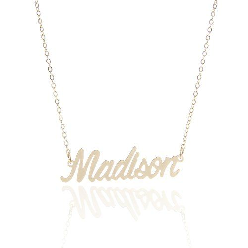 Custom Necklace Multi Pendant Necklace Silver Necklace for Women Statement Necklace Personalized Necklace Organic Initial Necklace