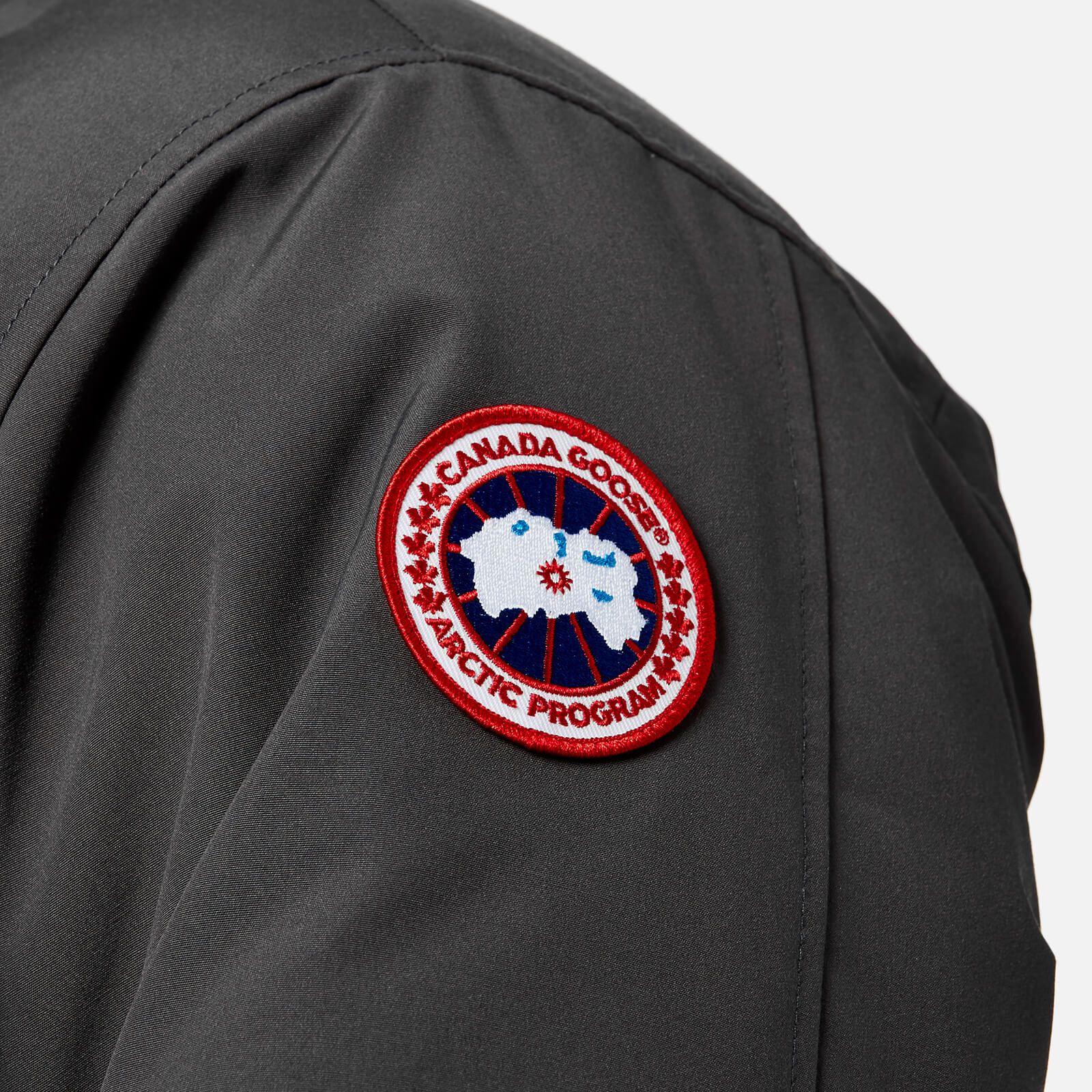 44f50db97 Canada Goose Men's Selkirk Parka Jacket - Graphite in 2019 ...