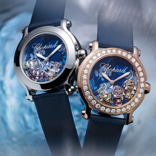 Chopard Happy Diamond Watch Replica