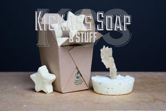 Kickass Fizzes by KickassSoap on Etsy