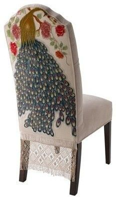 Peacock Chair By Haute House At Neiman Marcus.