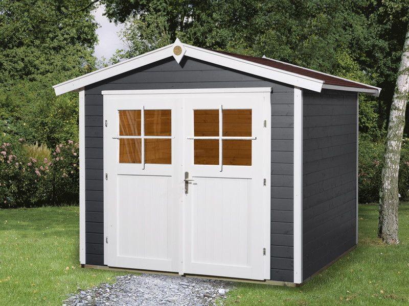 Die besten 25 holzhaus bausatz ideen auf pinterest loftr ume dachbodenausbau aufbau und - Offenes gartenhaus ...