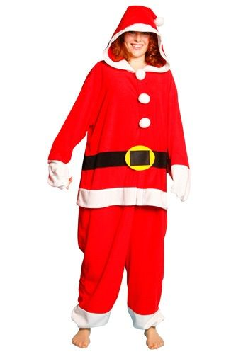 079121cc3b Holiday Matching Family Pajamas    Santa Onesie Pajamas