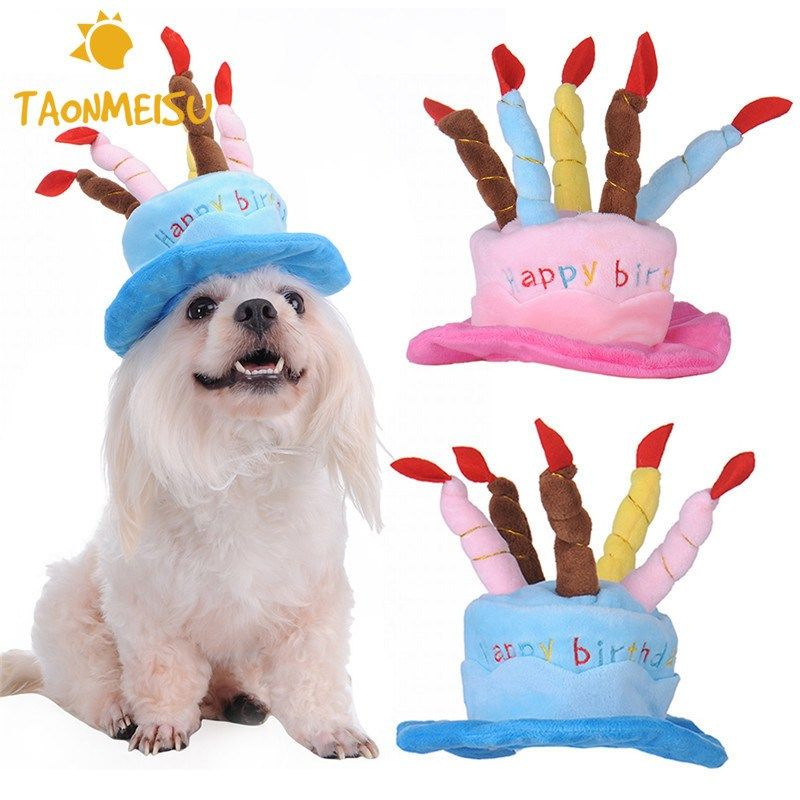Like And Share If You Want This Dog Puppy Birthday Hat White With