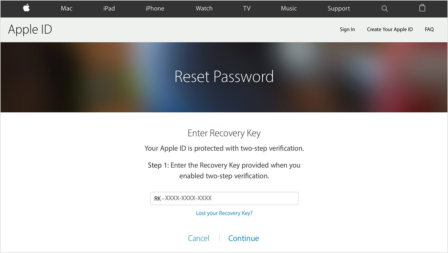If You Forgot Your Apple Id Password Passwords Apple Mac Ipad