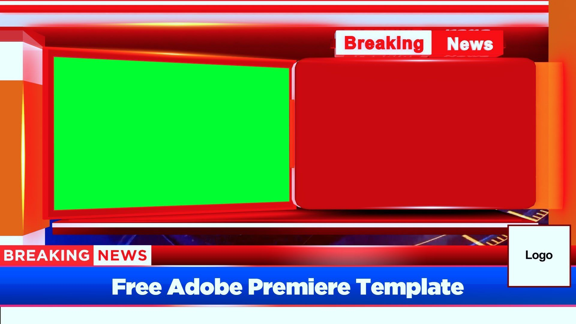 Breaking News Bumper Adobe Premiere Template Free Download Plus High Quality Png Transparent Images And Psd P Templates Photoshop Templates Free Tv Set Design