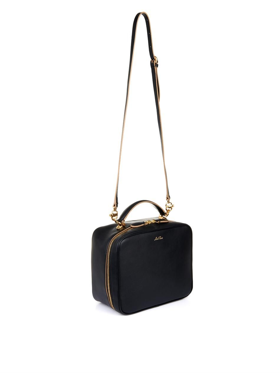 Mark Cross Laura leather cross-body bag