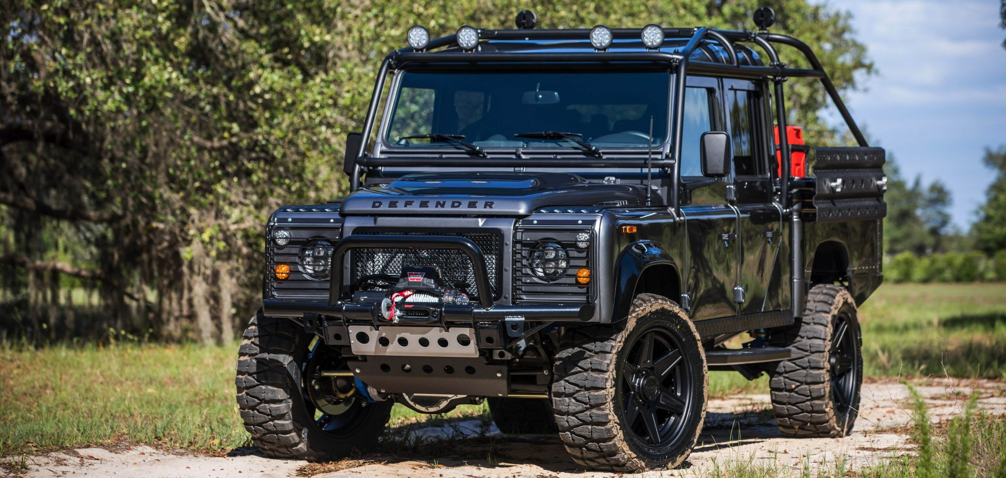 Ecd Automotive Design Build Your Custom Defender Today Land Rover Defender Land Rover Range Rover Classic