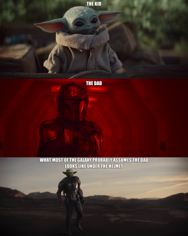 This Is The Way Mandalorianmemes Funny Star Wars Memes Star Wars Humor Star Wars Jokes