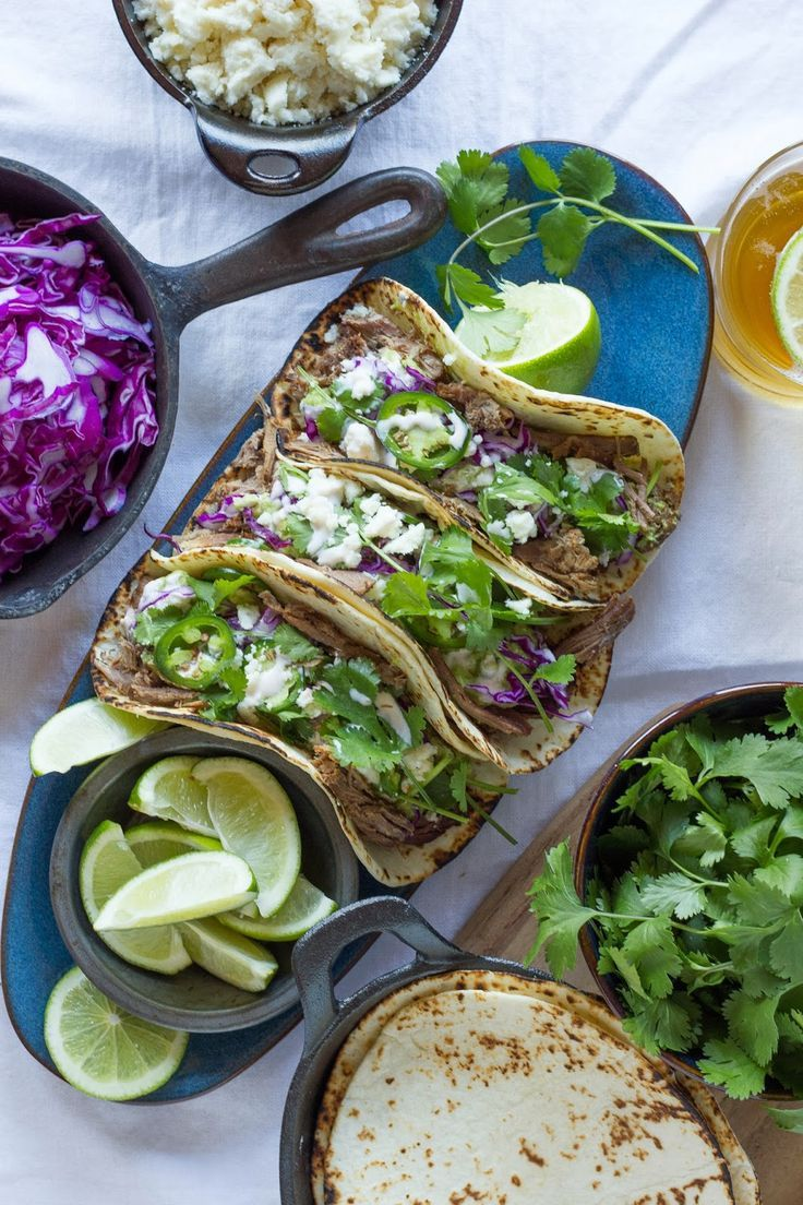 Pink Patisserie: Game Day Slow Cook Smokey Shredded Beef Tacos