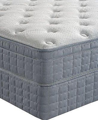 Serta Perfect Sleeper Majestic Bay Eurotop Plush Full