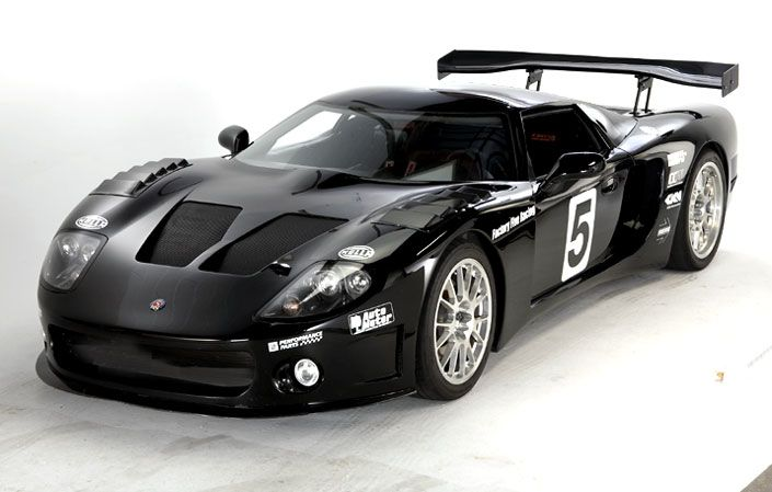 Factory Five Racings Gtm Supercar Kit Car The Dreamlist